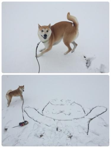 雪遊び1 (5)