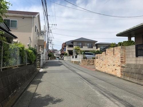 六会駅から写真4