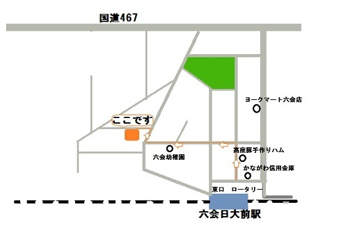 地図 10