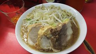 20171117ラーメン二郎三田本店(その2)