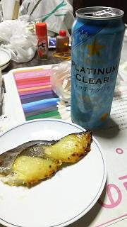 20171126自宅飯(その1)