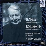 シャルル・ミュンシュ ブラームス:交響曲第2番(フランス国立管)