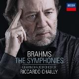 ブラームス 交響曲全集 The Symphonies リッカルド・シャイー Riccardo Chailly ライプツィヒゲヴァントハウス管弦楽団 Gewandhausorchester Leipzig