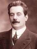 プッチーニの肖像写真 Giacomo Puccini