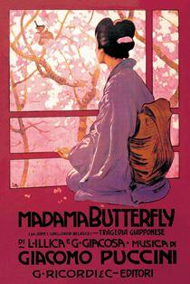 プッチーニ Madame Butterfly