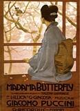 プッチーニ Madame Butterfly 1904