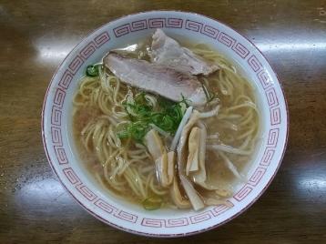 中華そば550円