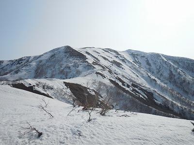 ⑫松手山から平標