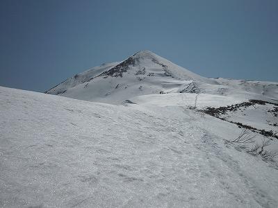 ⑦仙ノ倉への雪原