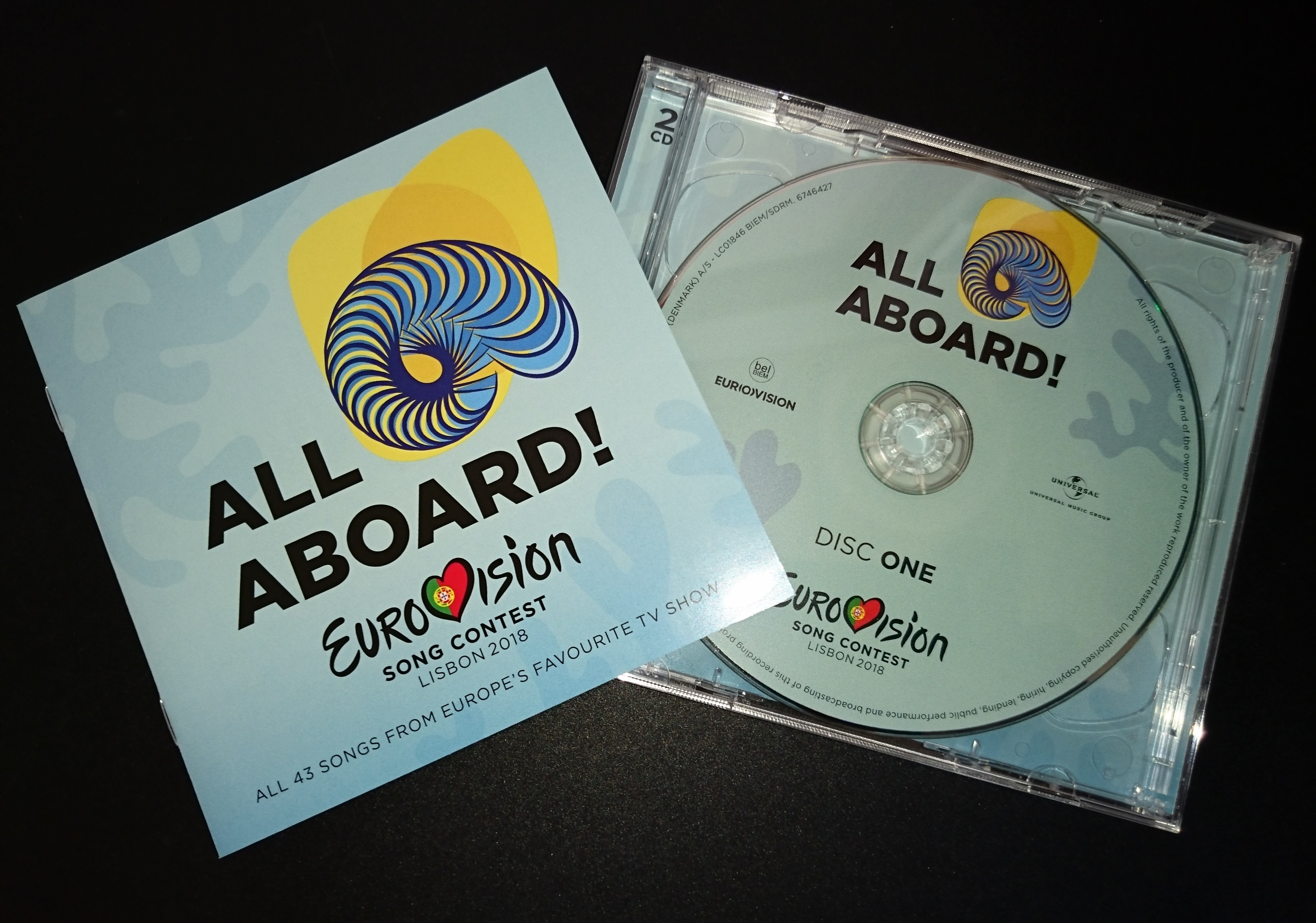 Eurovision2018CD