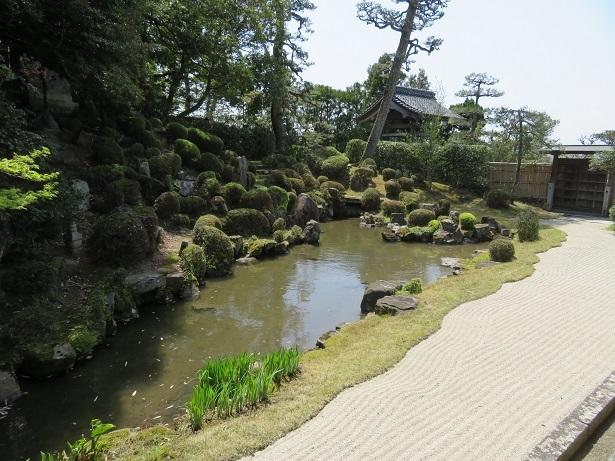 安楽寺 庭園