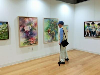 日曜画家展3