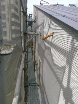 外壁サイディング貼 (2)