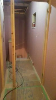 建具枠施工