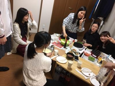 2018年新歓4日目いちご狩りタコパ_180411_0044