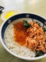 朝市食堂弐番館親子丼