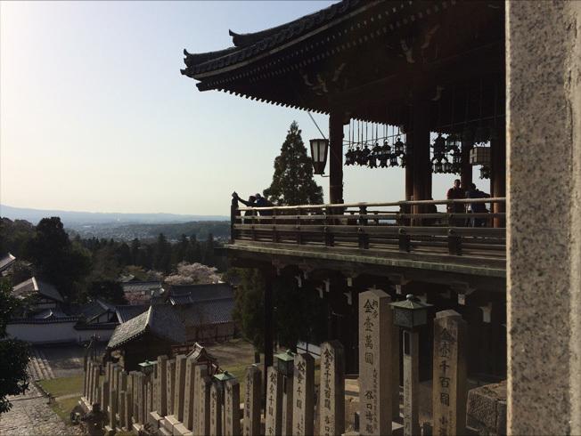 奈良町 東大寺2018 04-11