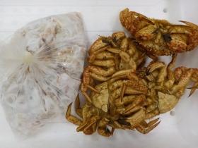 7とげくり蟹セット2018518