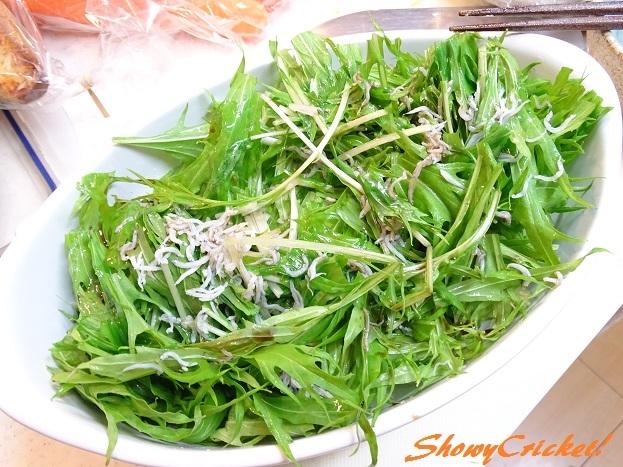 2017-05-02水菜バルサミコ酢 (12)