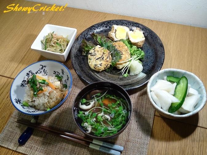 2018-03-03豆腐ハンバーグ (4)