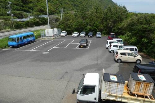 スマカン専用駐車場