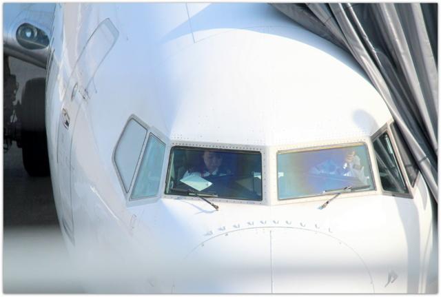 青森県 青森市 青森空港 飛行機 写真
