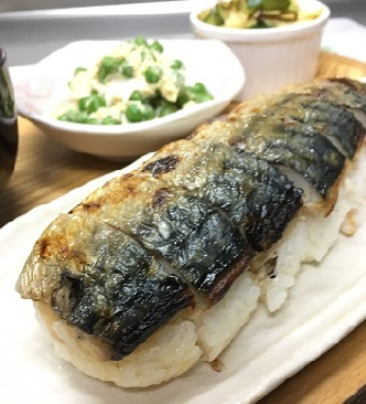 さば寿司1