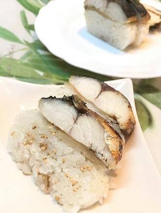 さば寿司2