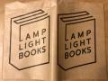 書皮 ランプライトブックス