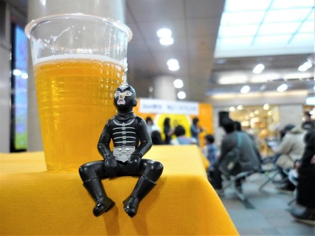 Zest地ビールフェスタその1