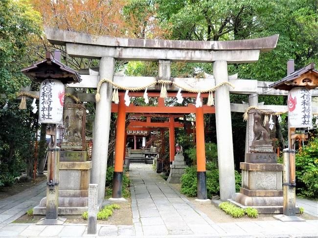 武信稲荷神社その1