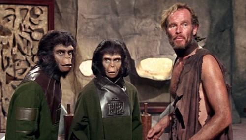 猿の惑星 見ました