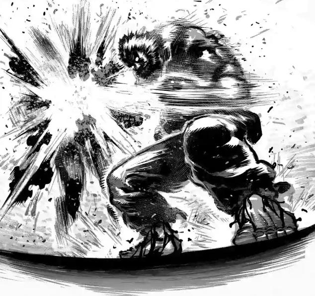【ケンガン】 黒木さんかっこよすぎる・・・