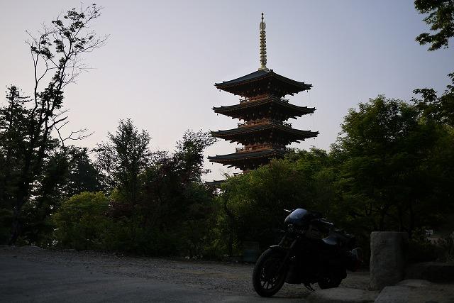 s-6:00弁天山展望台