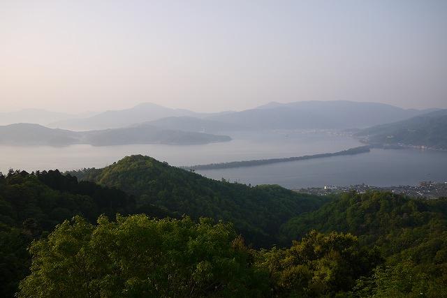 s-6:05弁天山展望台