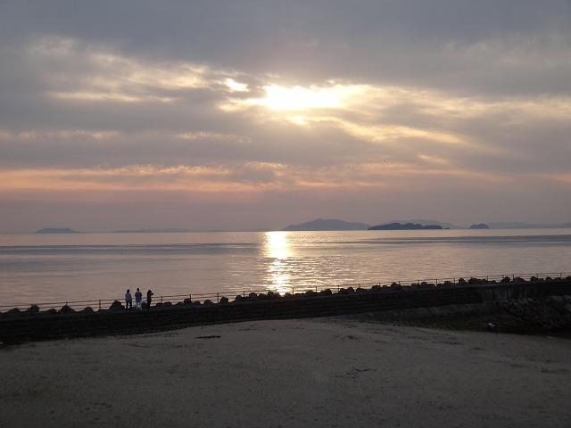 ⑰20180505夕陽