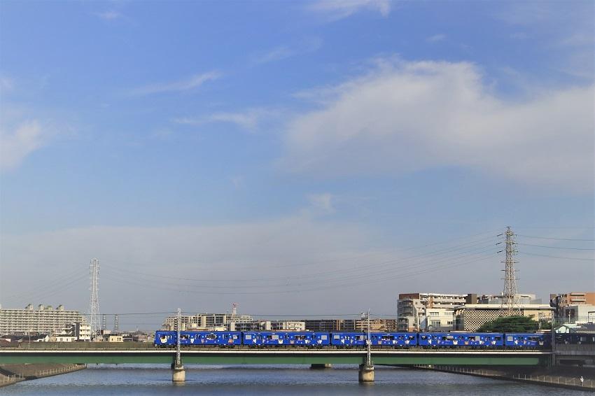20180512京急ブルースカイトレイン600形(コリラックマ&チャイロイコグマ がおがお号)-1 (3)a