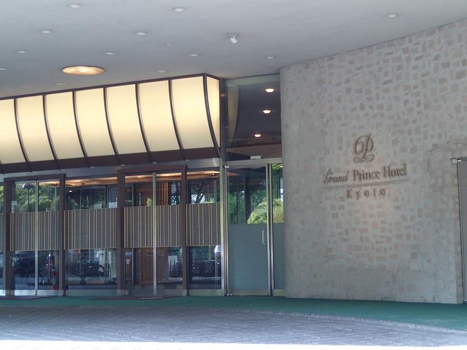 PC ホテル入り口 blog