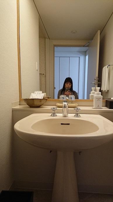 ホテル 洗面所 1 blog2