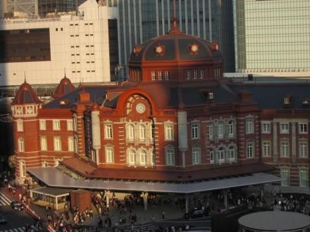 東京駅リニューアル③