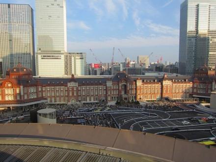 東京駅リニューアル④