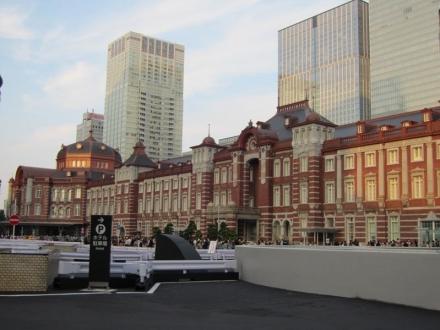 東京駅リニューアル⑤