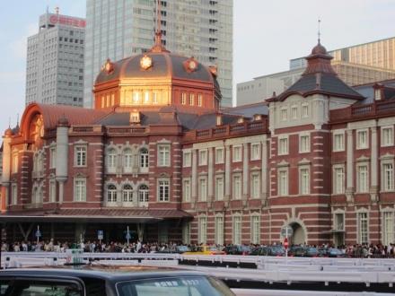 東京駅リニューアル⑦