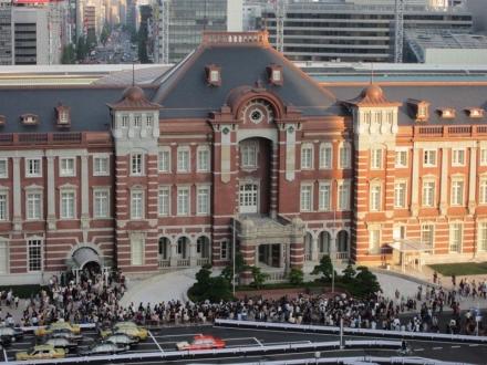 東京駅リニューアル⑩