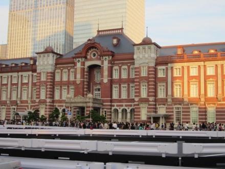東京駅リニューアル⑪