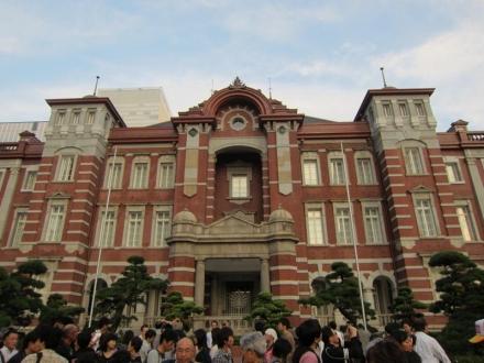 東京駅リニューアル⑬