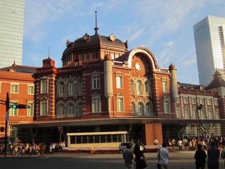 東京駅リニューアル⑳