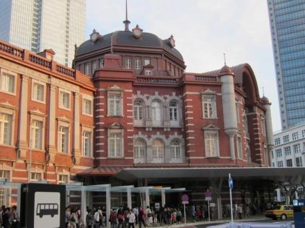 東京駅リニューアル⑱