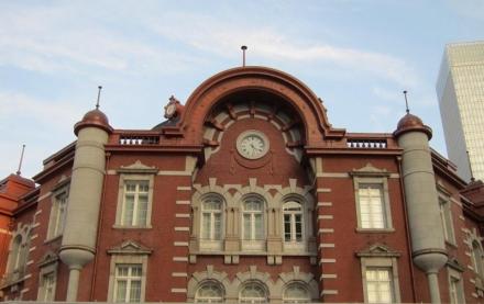 東京駅リニューアル⑲