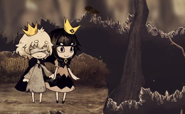 嘘つき姫と盲目王子。9